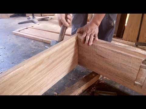 Carpenters Woodworking Fastest Easy, Good work