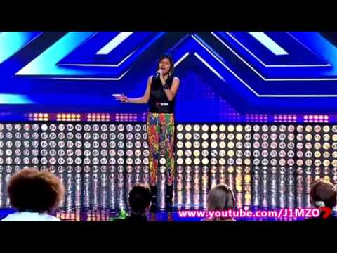 Marlisa Punzalan  The X Factor Australia 2014  AUDITION FULL