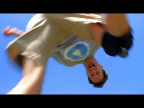 Parkour Free Running FAIL ( Le Parkour Freerunning parody spoof )