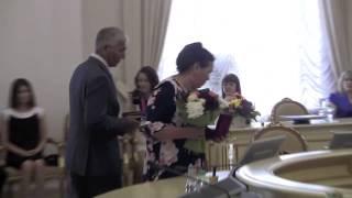 Вручение медалей  ордена «Родительская слава» и медалей «Материнская слава»