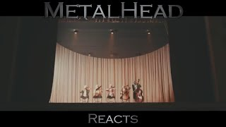 """METALHEAD REACTS to """"One Ton Heart"""" by Lord Of The Lost"""