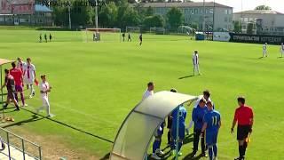 Товариський матч Україна U-18 - Польща U-18. Другий матч. 10.06.2017