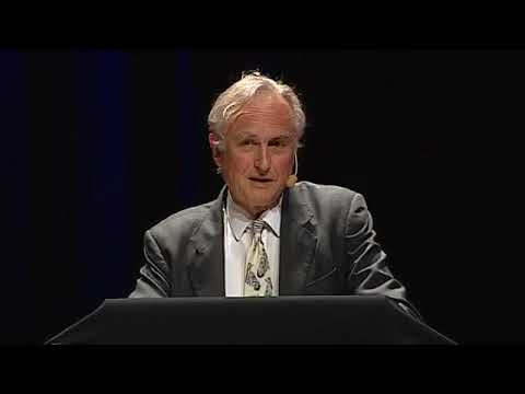 Richard Dawkins (October 31, 2017) -  Richard Dawkins Lecture on Evolution & Origin of Life. mp4