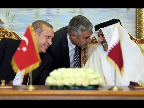 Wararkii ugu Danbeeyey Xiisada Qatar | Khatar kusoo foole Wadamada Carabta