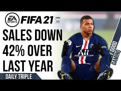 Fifa 21 Tops Charts Despite Sales Decline   Crucible Crumbles   Xbox Faces Controller Drift Lawsuit