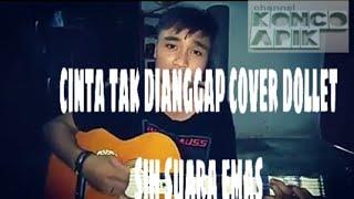 Download lagu Awas merinding cinta tak dianggap cover by dollet MP3
