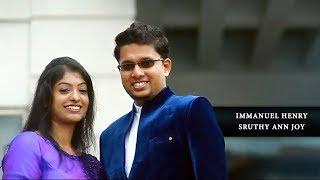 Immanuel Henry | Sruthy Ann Joy | Betrothal Day