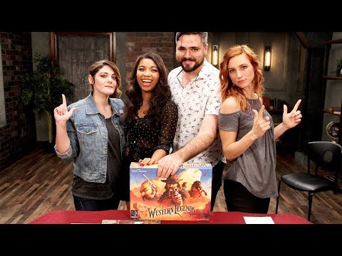 Western Legends | Game The Game