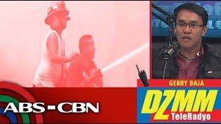 DZMM TeleRadyo: Did welding cause Manila Pavilion fire? Probe still on, says BFP
