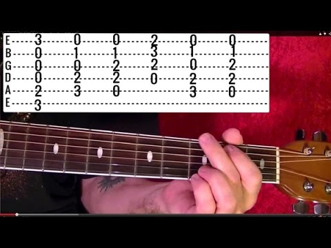 Beautiful Sounding Chords - Part 1 - Guitar Lesson ♫ ♪ ♫ ♪ - YouTube