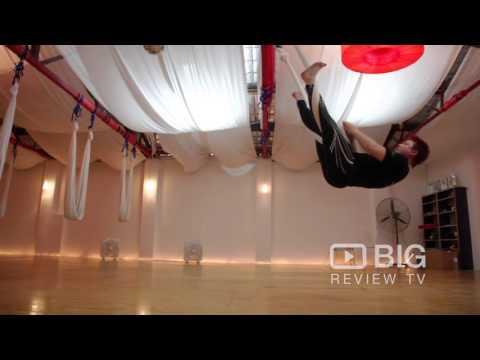Life Of Flight, A Yoga Studio In Sydney Offering Antigravity Yoga Or Aerial Yoga