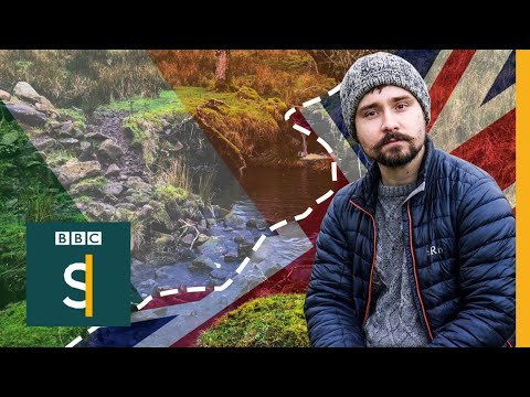 'People Here Live In Both Countries' - BBC Stories