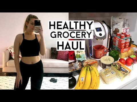VLOG: Healthy Grocery Haul + My Go-To Breakfast