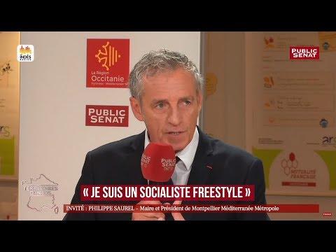 """Philippe Saurel : """"Je suis un socialiste freestyle"""""""