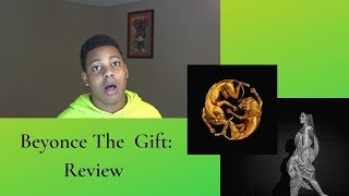 Beyonce Lion King The Gift Review
