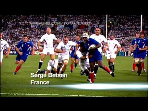 Total Rugby - RWC XV Blindside Flanker