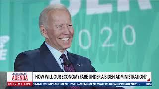 Economist: Hold onto your wallets under a Biden administration
