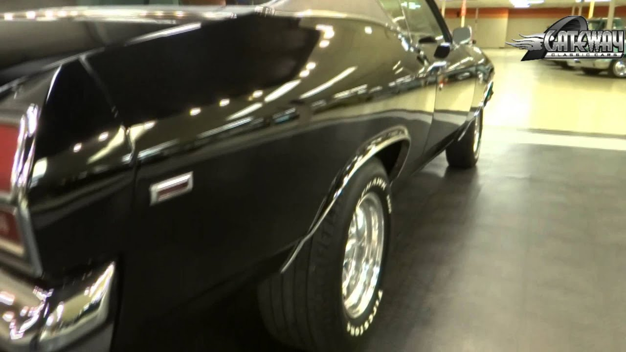 1969 Chevrolet Chevelle SS for sale at Gateway Classic Cars in our ...