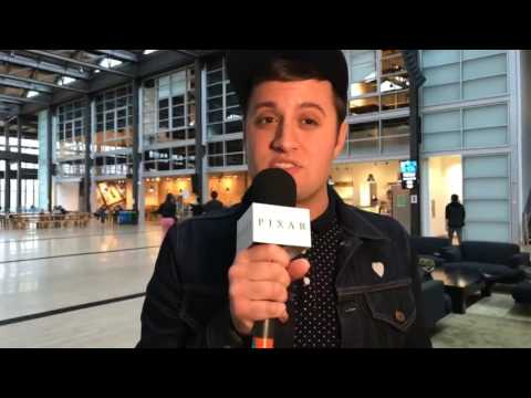 Pixar Animation Studios Tour with Nick Pitera