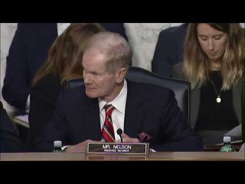 Senate Commerce Committee Markup on FCC Commissioners - August 2, 2017