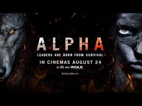 Alpha Movie International Trailer #1 | In Cinemas August 24
