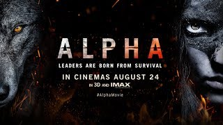 Alpha Movie International Trailer #1 | In Cinemas August 24