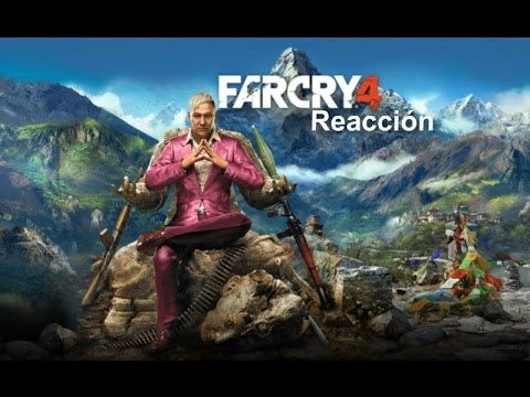 Far Cry 4 Trailer | TFB reacción