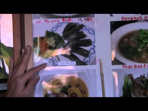 แหม่ม ภาวดี  /Thai Orchid restaurant /1 OR
