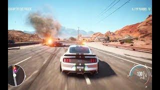 Игры гонки, игры машины на крутых тачках играем в игру Need For Speed Hot pursuit