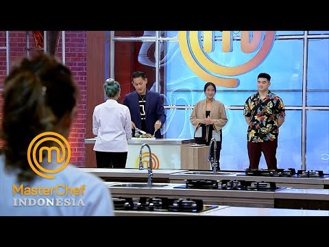 MASTERCHEF INDONESIA - Bagaimana Dengan Beef Buatan Elin dan Kai ? | TOP 3 | 25 Mei 2019
