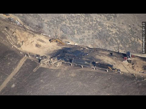 California Declares State Of Emergency Over Serious Gas Leak - Newsy