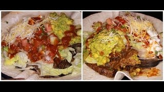 Home Made Mexican Style Dinner : Taco Bell Cantina Bowl Inspired Dish- But Better! Lol