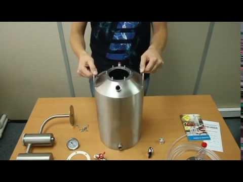 как сделать самогонный аппарат самодельный