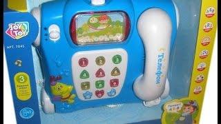 Видео обзор детская игрушка: Умный телефон на колесах(Видео про машинки: Умный телефон на колесах ПОДПИСЫВАЙСЯ на канал ▻ http://goo.gl/0EAZHX Мы публикуем видео обзоры..., 2013-06-20T19:02:22.000Z)