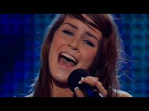 the x factor 2009 lucie jones bootcamp 1 youtube. Black Bedroom Furniture Sets. Home Design Ideas