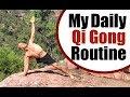 Daily Qigong - My 10 Minute Magic Exercise for Health, Healing, & Longevity!