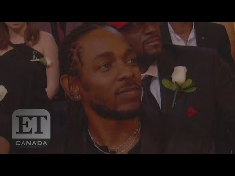 Bruno Mars Beats Kendrick Lamar at 2018 Grammys Mp3