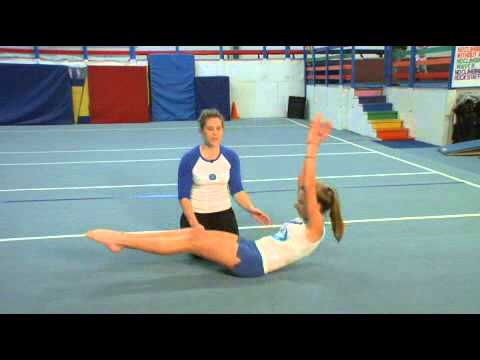 Teen art gymnast video — img 13