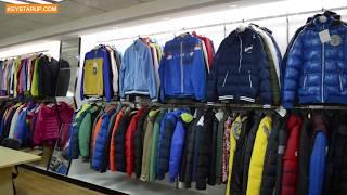 High quality fleece jacket winter outerwear in bulk production