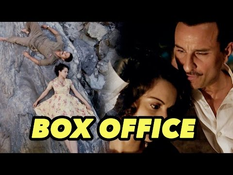 Box Office: Shahid Kapoor, Kangana Ranaut, Saif Ali Khan Starrer Rangoon First Day Collection