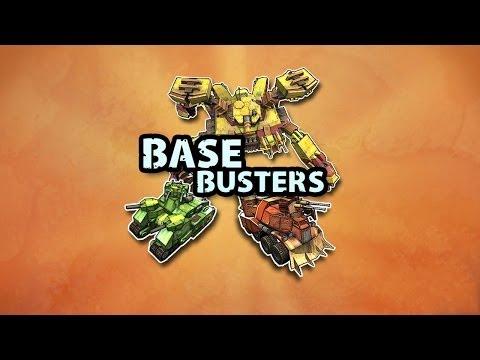 Base Busters™ - iOS / Android - HD (Sneak Peek) Gameplay Trailer
