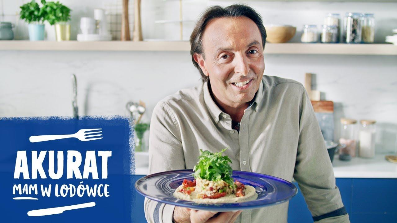 Sałatka Z Kaszą Bulgur I Hummusem Michel Moran Lisner