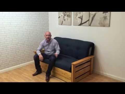 edinburgh  pact futon sofabed edinburgh  pact futon sofabed   youtube  rh   youtube