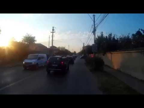 Trafic bara la bara in Chiajna - a doua zi de scoala. B-72-HIB se crede singur in trafic