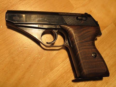 Mauser HSc 7,65
