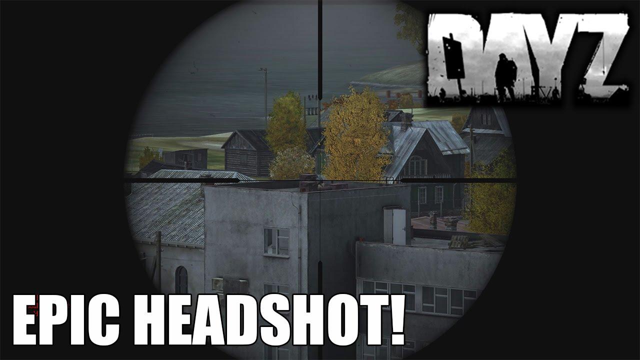 Flare Gun Kill Epic Sniper Headshot Dayz Standalone