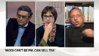 Modi Mocking Club: Modi Adviser Low Level: Swapan Dasgupta