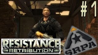 Resistance: Retribution (Infected) - Chapter 1: The Guns of Rotterdam - Burning Skies