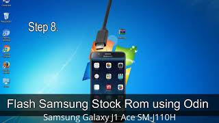 Download How To Samsung Galaxy J1 Ace Sm J110h Firmware