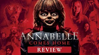 Review phim ANNABELLE COMES HOME (Ác quỷ trở về)